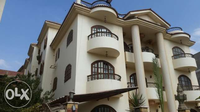 Luxurious villa in obour city quite close to the AIRPORT. شيراتون -  2