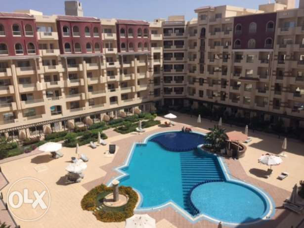 Amazing offer! Best price! 1 bedroom apartment in the compound! الغردقة -  2