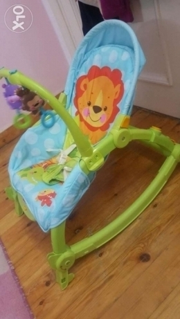 Fisher price bouner infant to toddler