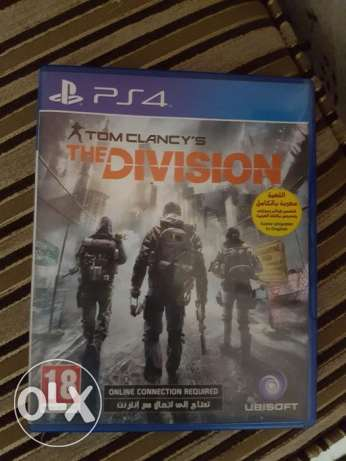 Tom clancy's the divison ps4