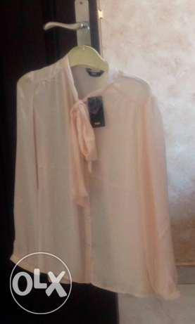 Blouse satin مدينتي -  1