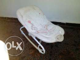 baby bouncer . Mother care