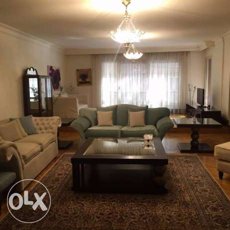 Luxurious apartment for rent 280 m 3 Bedrooms in Zamalek