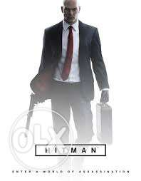 hitman the complete first season ps4 (secondary account) ب 400 جنيه