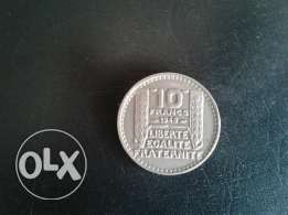 Silver France 1948