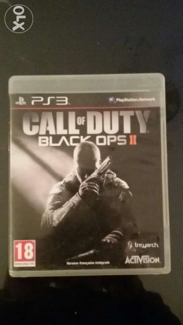 Ps3-Call of duty black ops 2