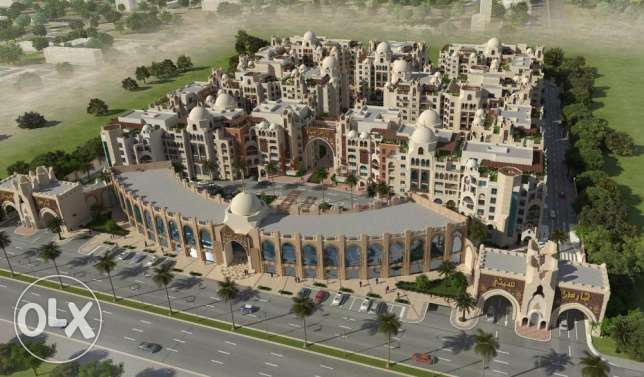 Residential Apartment for sale in a prime location in Compound residen 6 أكتوبر -  1