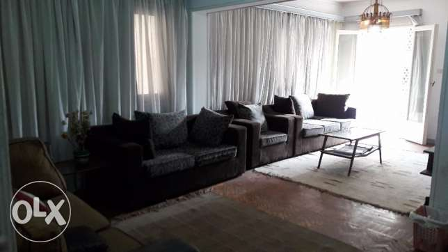 A Three Bedroom Apartment For Rent In Mohandsin