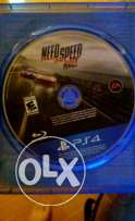 need for speed rivals ps4 used one time only