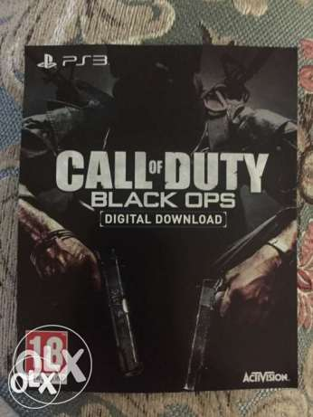 call of duty black ops 1 ps3 download code