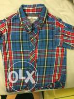 next chemise for baby boy up to 6 months used 1 time