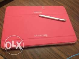 Galaxy Note 10.1 [Used very few times] - Pink Cover - 16 GB