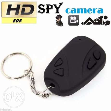 Car Key Chain Micro Camera