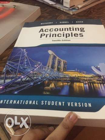 كتاب financial accounting سيدي بشر -  1