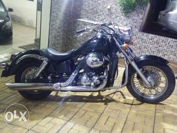 Honda shadow 400 النزهة -  1