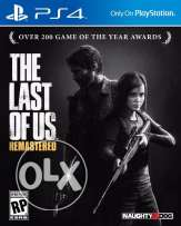 Last of us for PS4