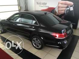 2014 Mercedes-Benz E-Class Avantgarde for Sale Black Exterior