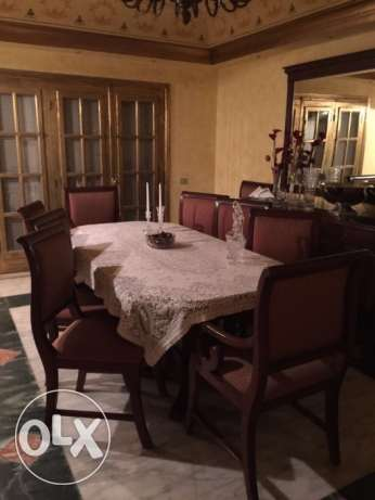 Furnished 5 bedroom villa with huge garden and pool الشيخ زايد -  4