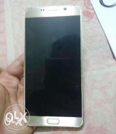 Samsung note 5 golden