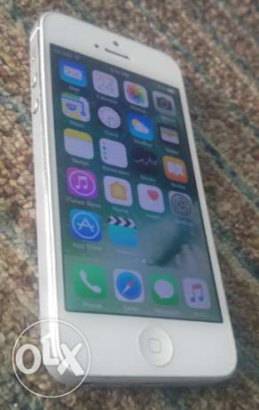 iPhone 5 64G For sell