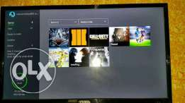 Xbox one + 16 game