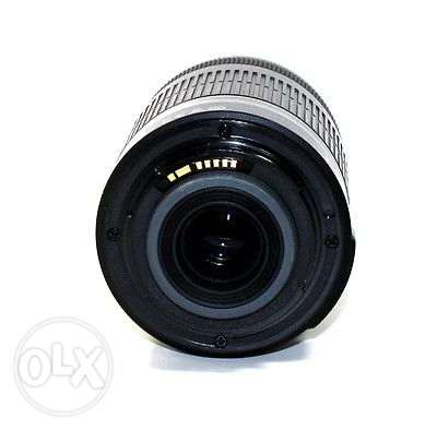 Canon lens 55-250 is