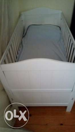 New Cot bed for baby