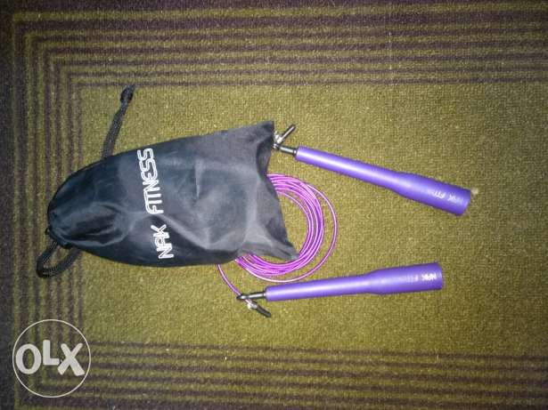Speed jumping rope