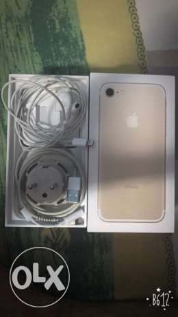 iphone 7 gold 128 giga