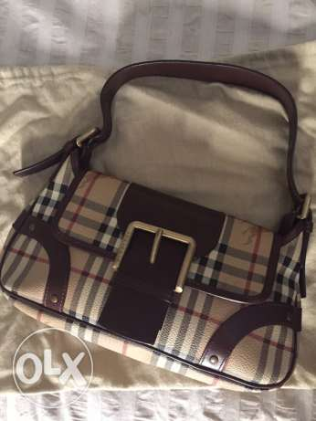 originally Burberry bag