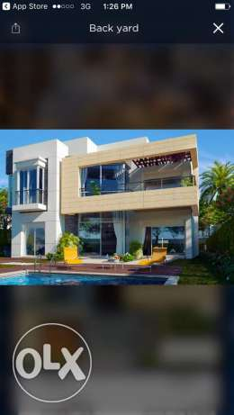 Palm valley separate villa for sale