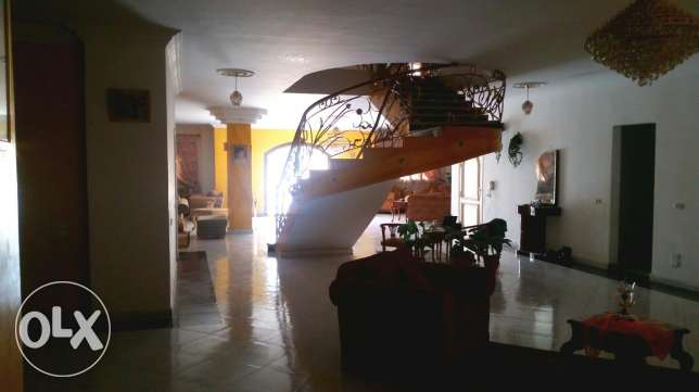 Luxurious villa in obour city quite close to the AIRPORT. شيراتون -  8