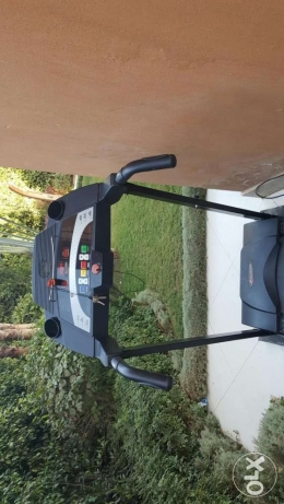 Entercise SX-12 Foldable Treadmill القاهرة -  1