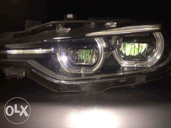 BMW - Head lights