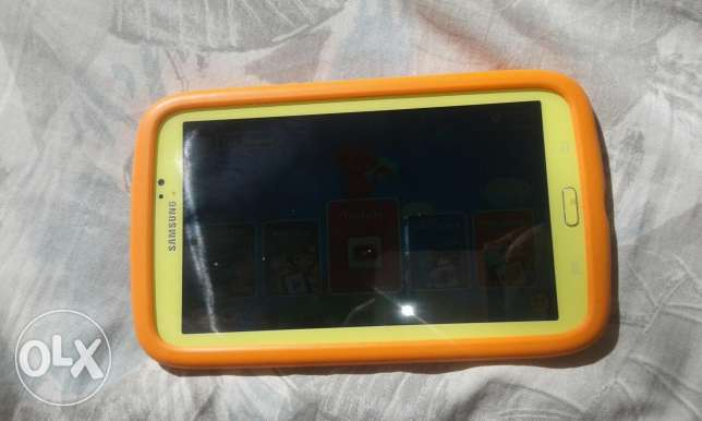 Samsung kids tab with cover