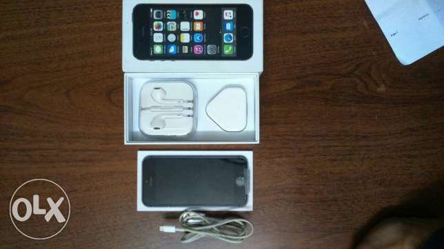 IPhone 5s 16GB شبرا -  3