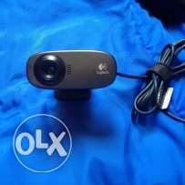 Logitech USB Webcam Camera HD 720p