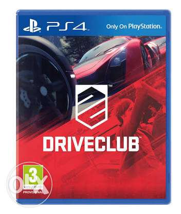 Infamous second son - driveclub pS4