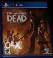 The walking dead ps4 تبادل