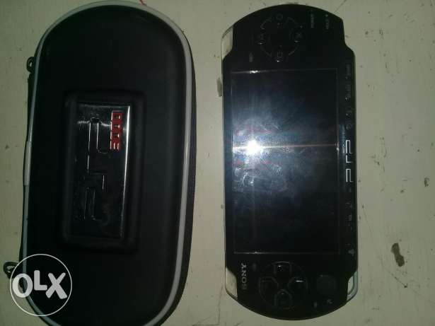 Psp slim with cover (without charger)