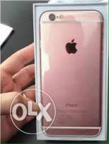 iphone 6s 64 gb rose gold new