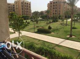 In rehab city a fully air conditioned apartment for rent