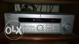 sony home theter& sony DVD plyer 5disc