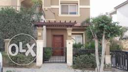 Aartment With Garden For Rent At Lake View New Cairo Fully Furnished