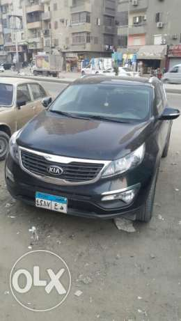 black kia sportage for sale