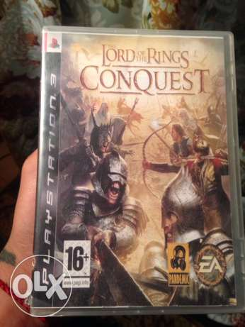 Lord of the Rings (CONQUEST)