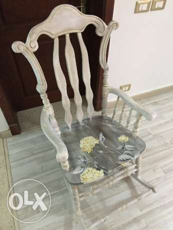 Rocking chair الشيخ زايد -  3