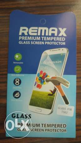screen protector samsung 7562 مصر الجديدة -  1