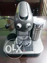 nespresso gran maestria platinum coffee machine