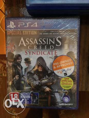 Assassin's creed syndicate pre owned سيدي جابر -  1